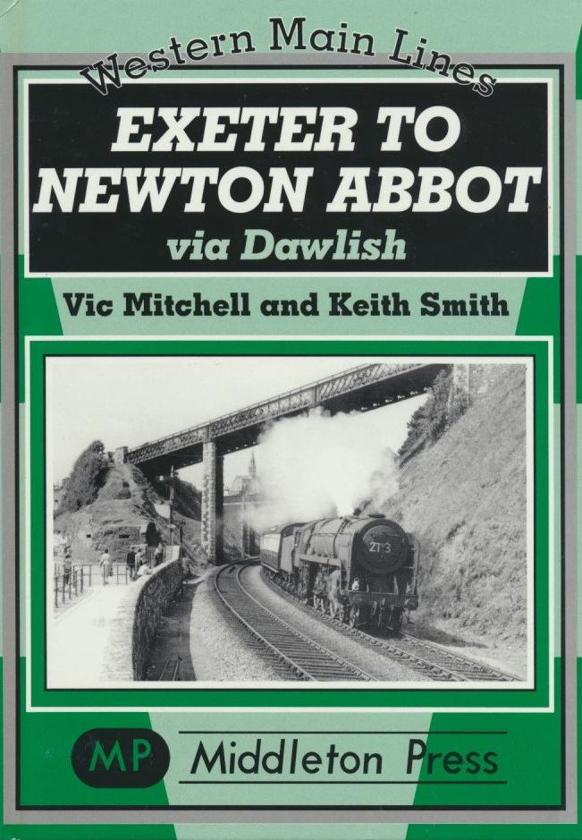 Exeter to Newton Abbot via Dawlish (Western Main Lines)