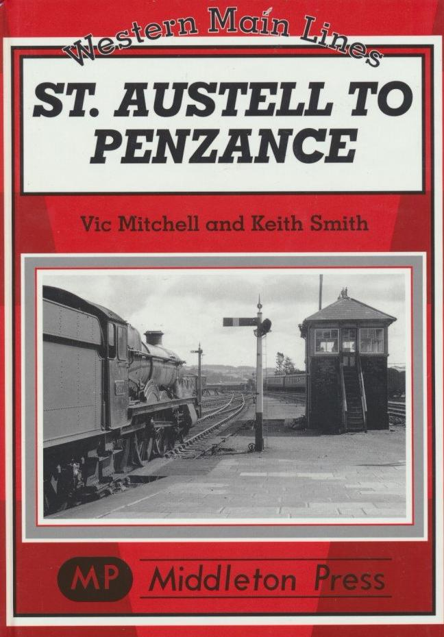 St Austell to Penzance (Western Main Lines)