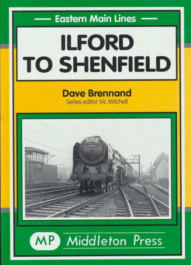 Ilford to Shenfield (Eastern Main Lines)