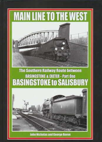 Main Line to the West - Part One: Basingstoke to Salisbury