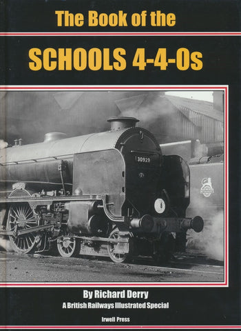 The Book of the Schools 4-4-0s
