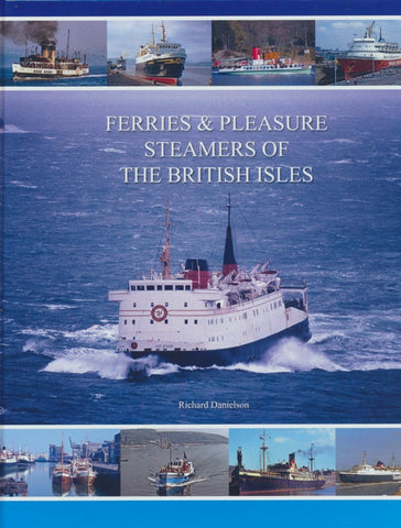 Ferries & Pleasure Steamers of the British Isles