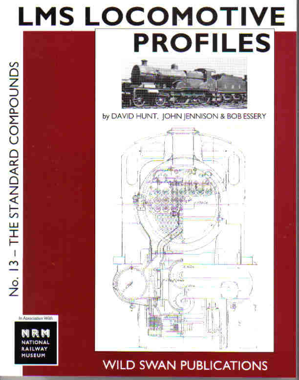 LMS Loco Profiles No.13 The Standard Compounds