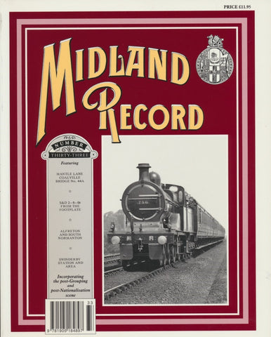 Midland Record - Number 33