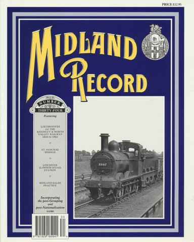 Midland Record - Number 34