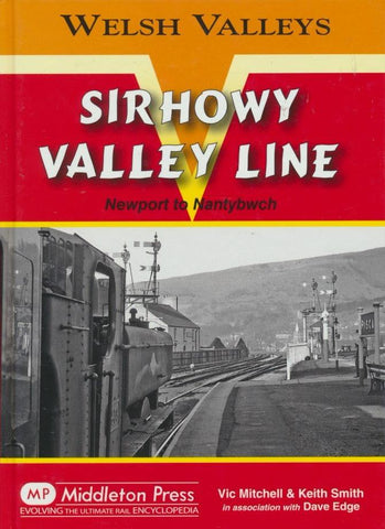 Sirhowey Valley Line (Welsh Valleys)