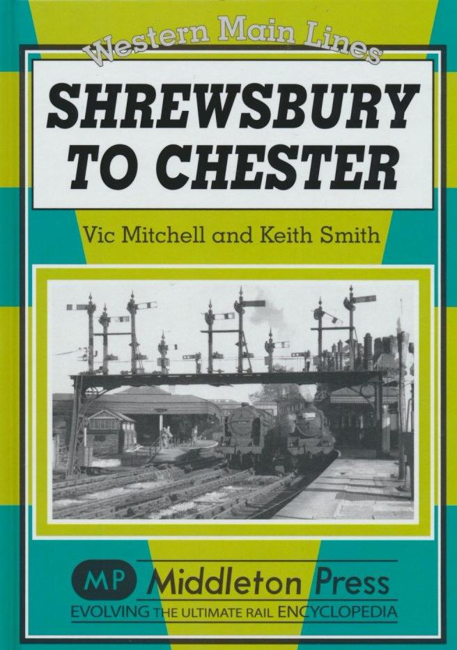 Shrewsbury to Chester