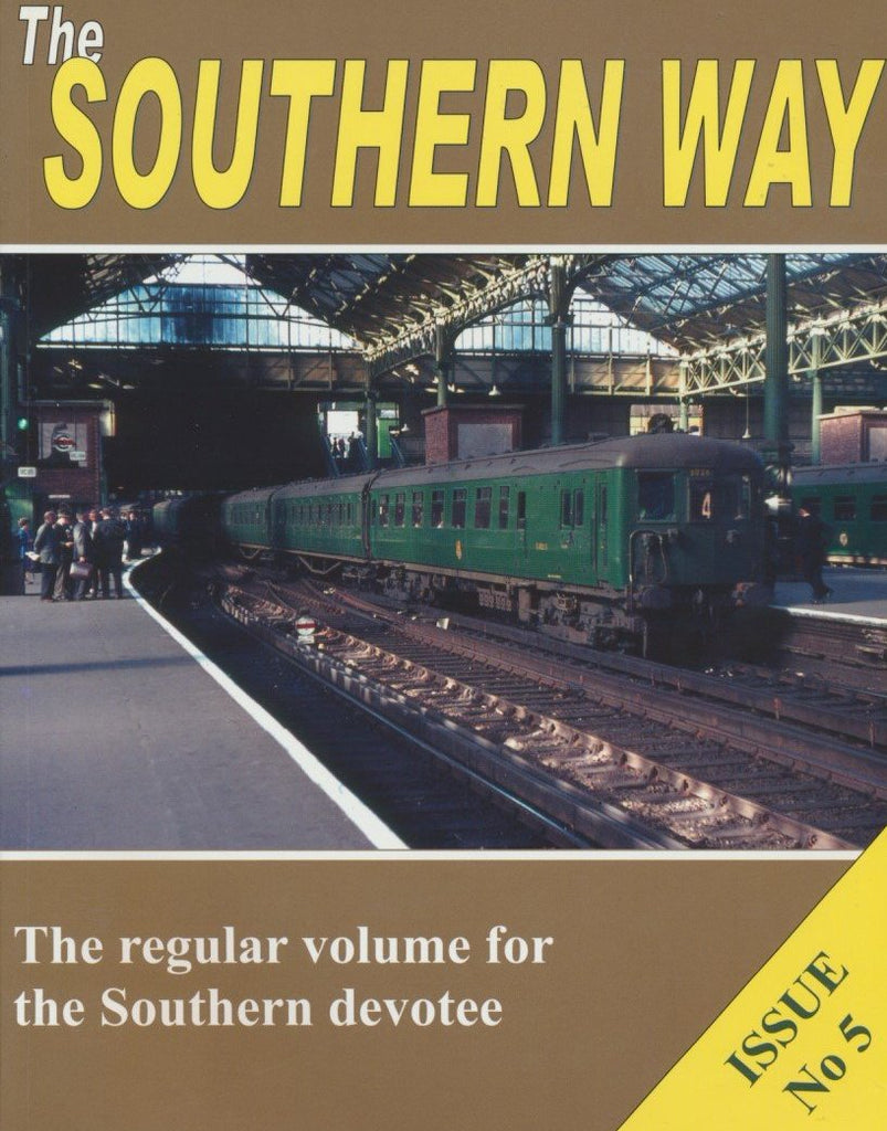 The Southern Way - Issue  5