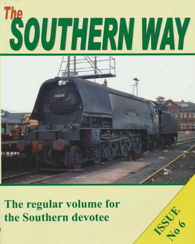 The Southern Way - Issue  6