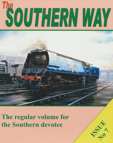 The Southern Way - Issue  7