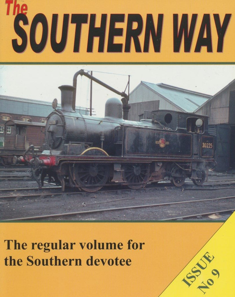 The Southern Way - Issue  9