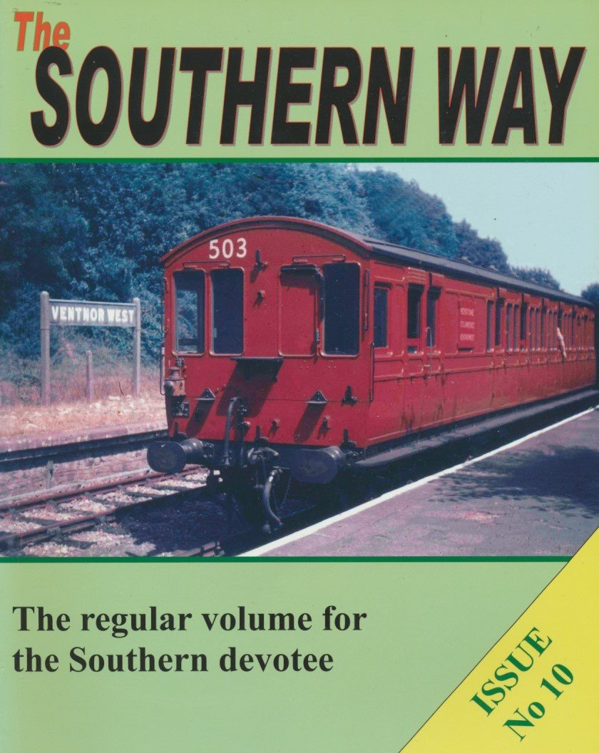 The Southern Way - Issue 10