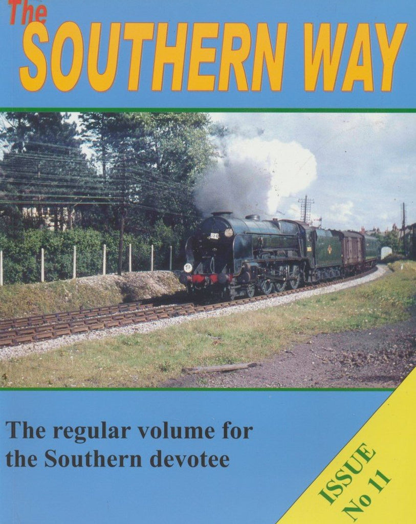 The Southern Way - Issue 11