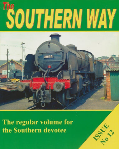 The Southern Way - Issue 12