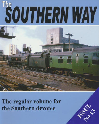 The Southern Way - Issue 13