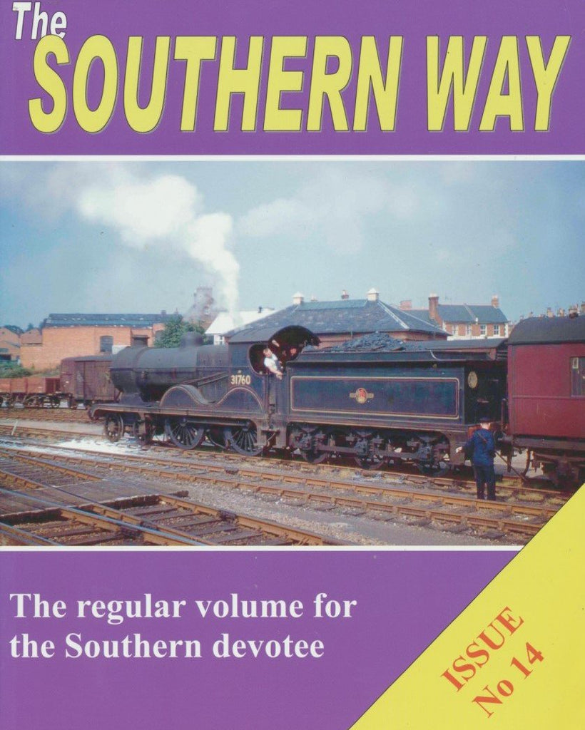 The Southern Way - Issue 14