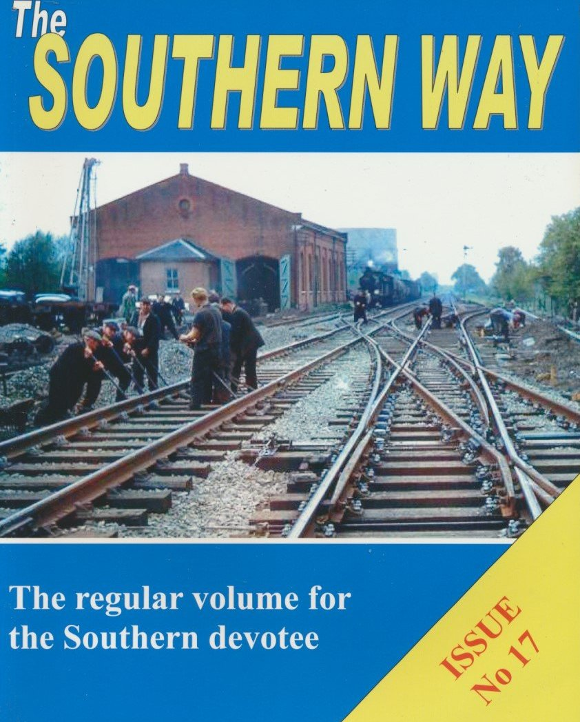 The Southern Way - Issue 17