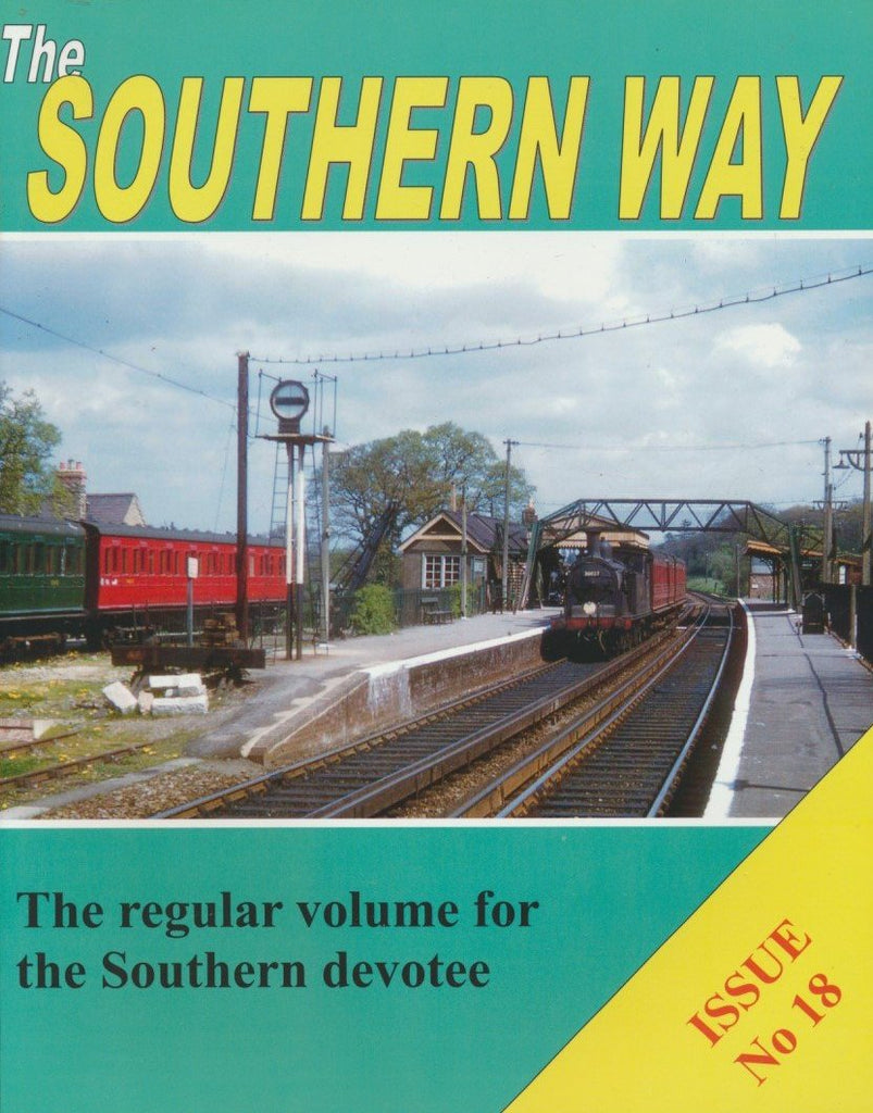 The Southern Way - Issue 18