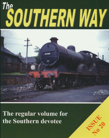 The Southern Way - Issue 20