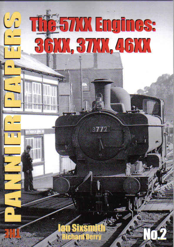 The Pannier Papers No 2 57XX, 37XX, 46XX