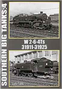 Southern Big Tanks: 4, W 2-6-4Ts, 31911-31925