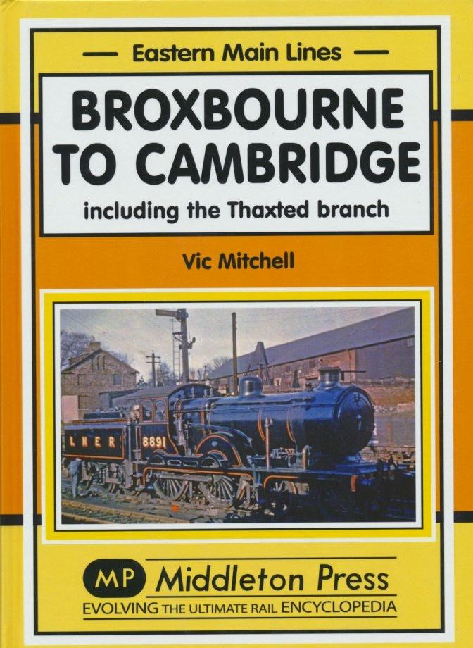 Broxbourne to Cambridge (Eastern Main Lines)