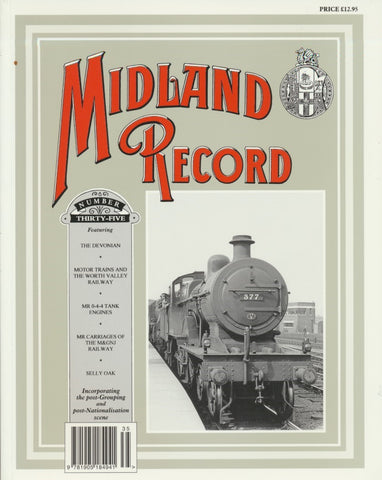 Midland Record - Number 35