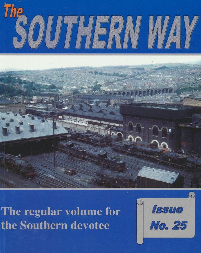 The Southern Way - Issue 25
