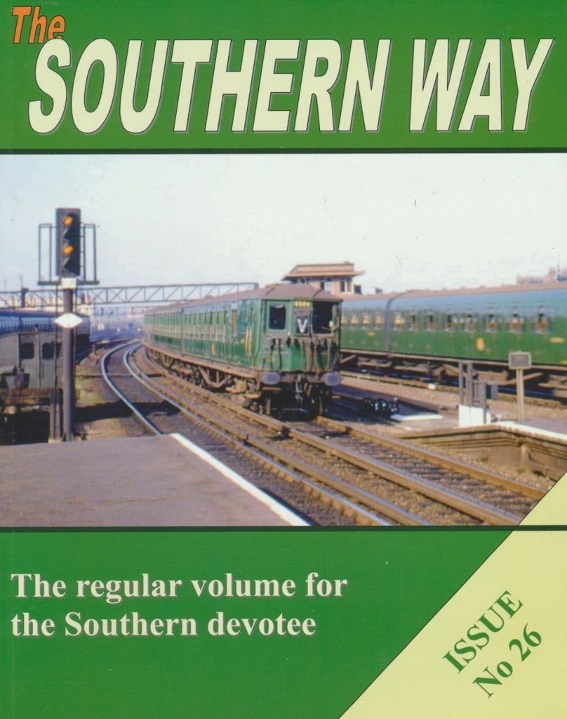 The Southern Way - Issue 26