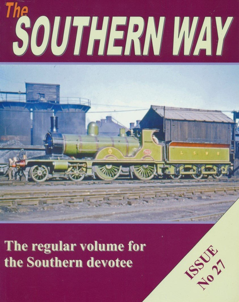 The Southern Way - Issue 27