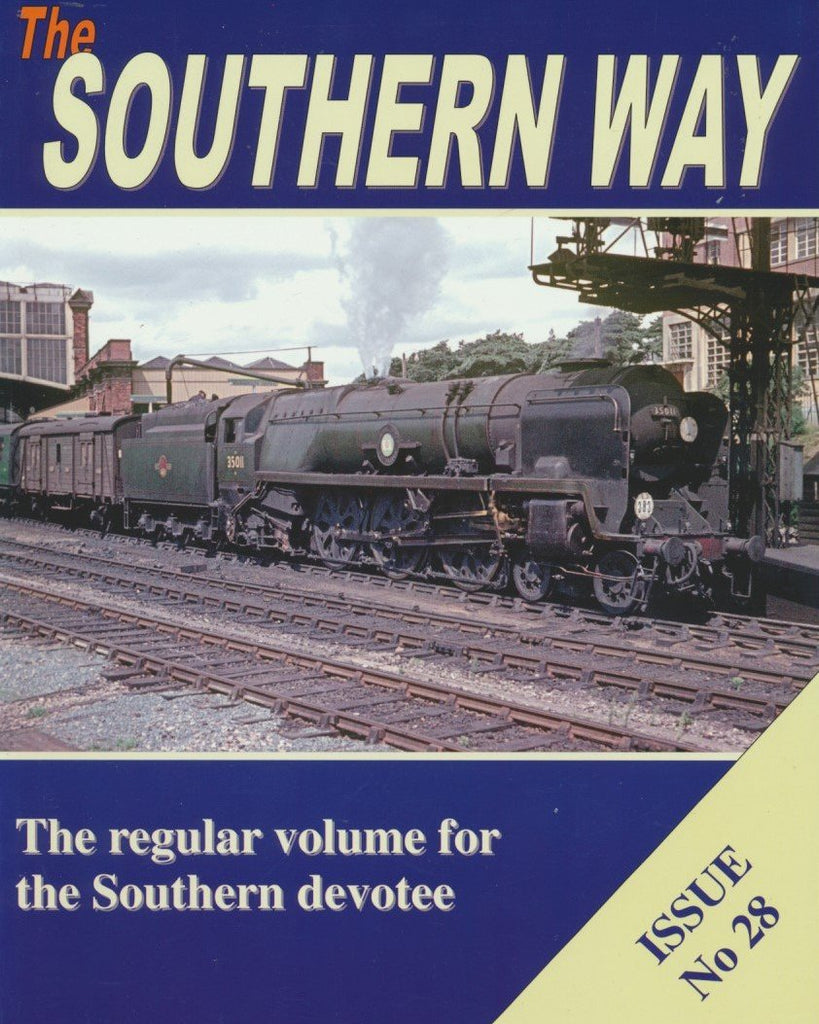 The Southern Way - Issue 28