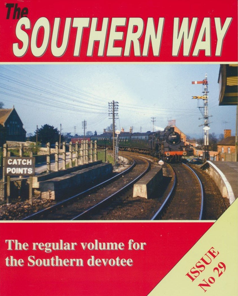 The Southern Way - Issue 29