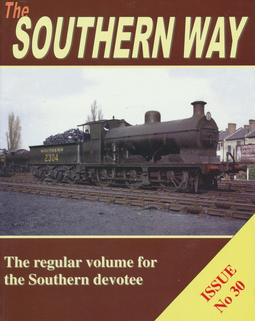 The Southern Way - Issue 30