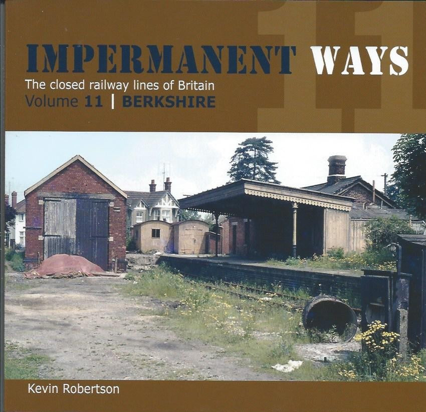 Impermanent Ways, volume 11: Berkshire
