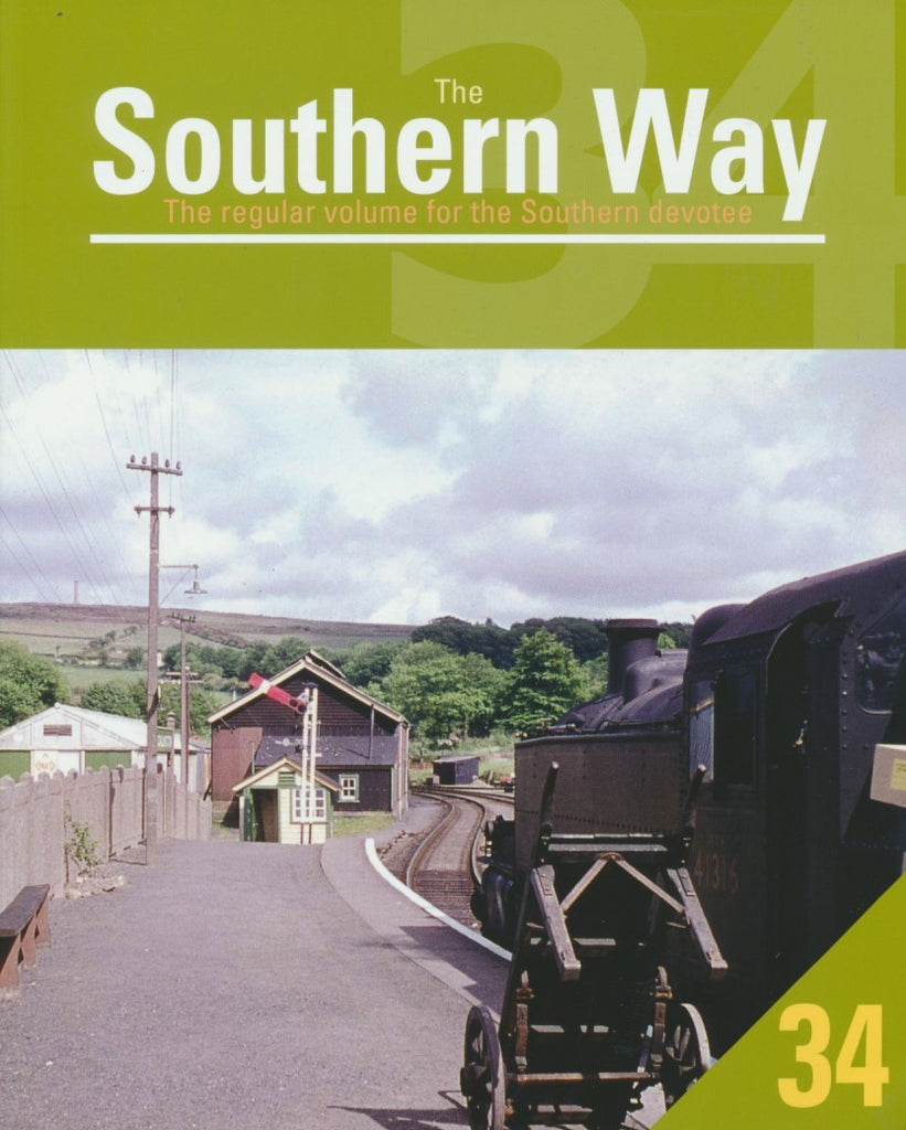 The Southern Way - Issue 34