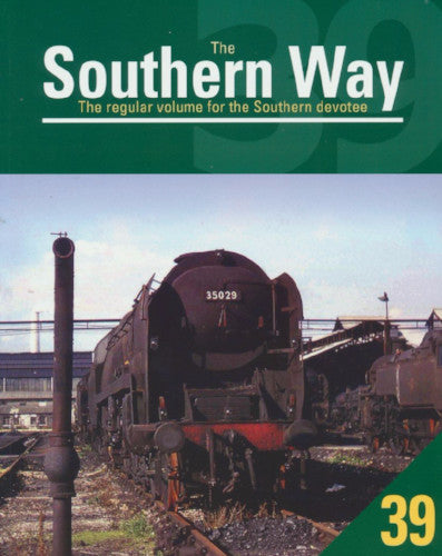 The Southern Way - Issue 39 .