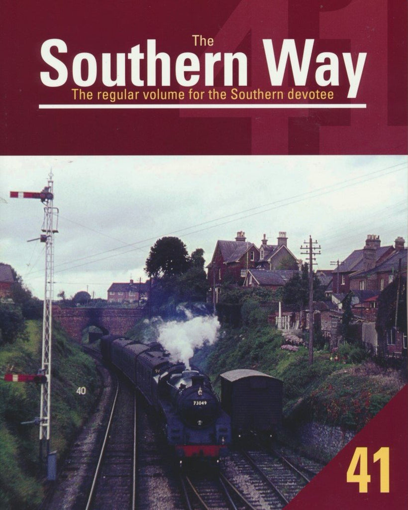 The Southern Way - Issue 41 .
