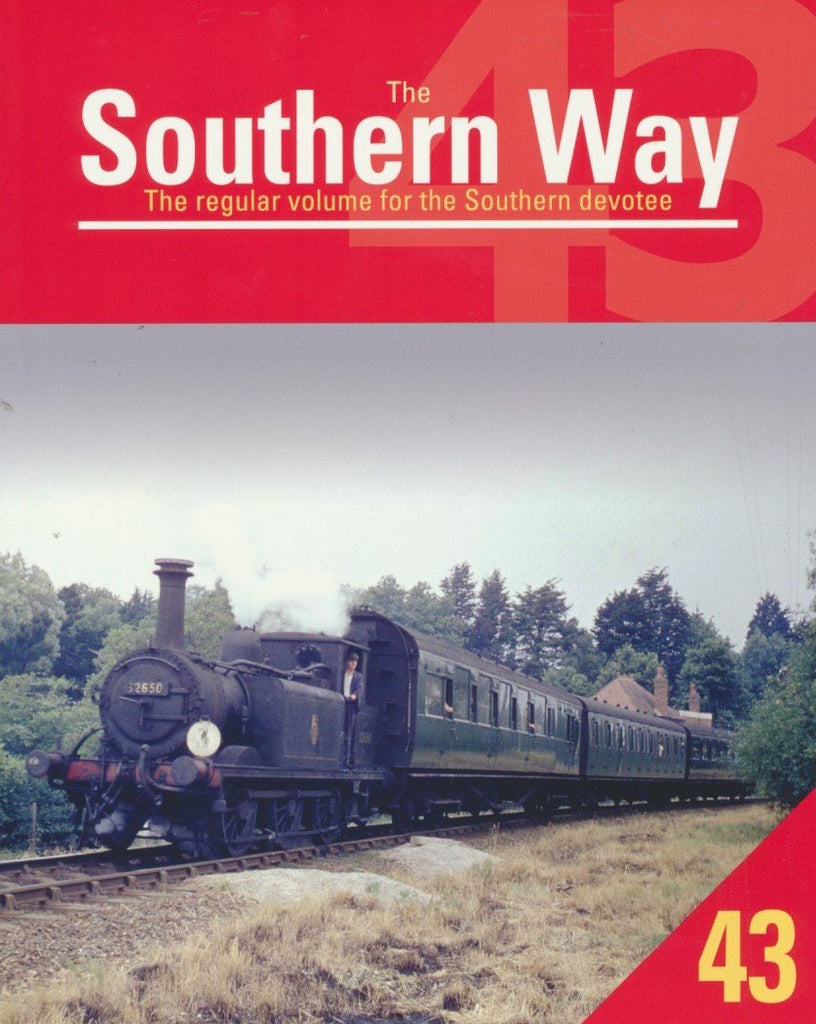 The Southern Way - Issue 43 .