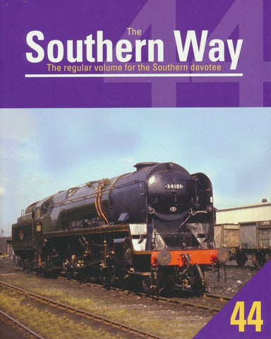 The Southern Way - Issue 44 .