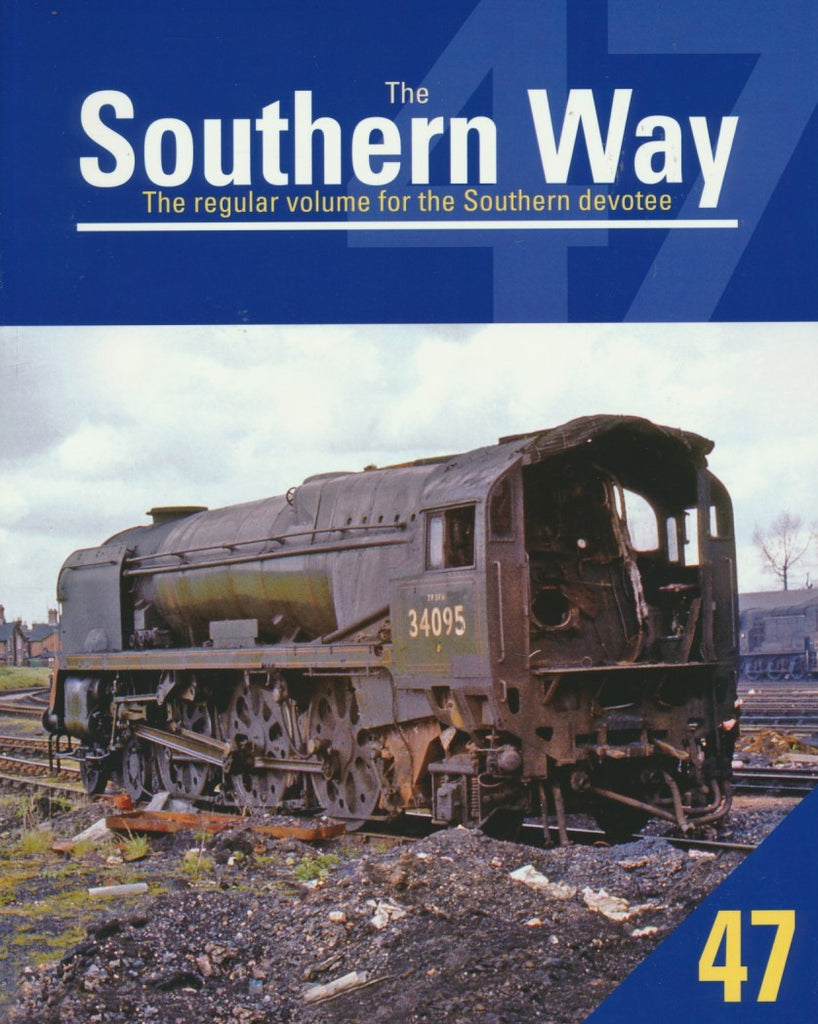 The Southern Way - Issue 47