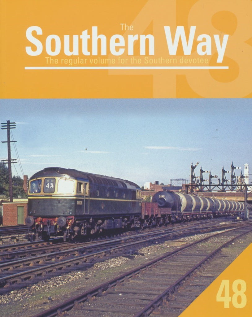 The Southern Way - Issue 48