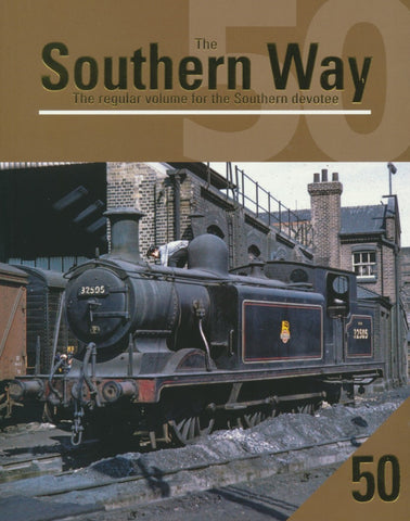 The Southern Way - Issue 50