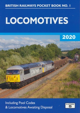 Locomotives (British Railways Pocket Book No. 1) 2020 edition
