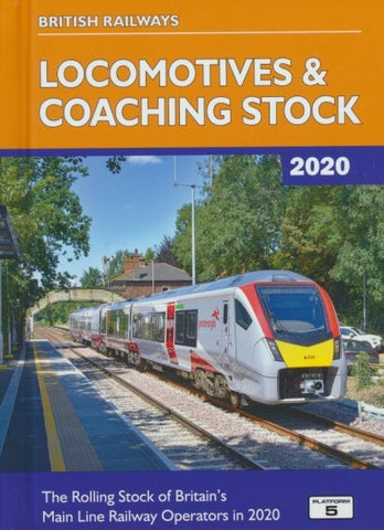 British Railways Locomotives & Coaching Stock - 2020