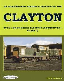 Clayton Type 1 Bo-Bo Diesel Electric Locomotives - Class 17