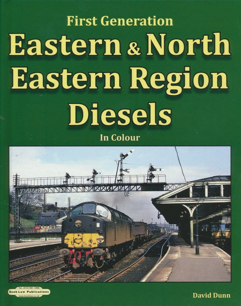 First Generation Eastern and North Eastern Region Diesels in Colour