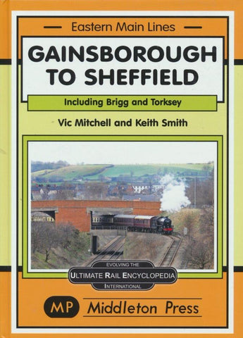 Gainsborough to Sheffield (Eastern Main Lines)
