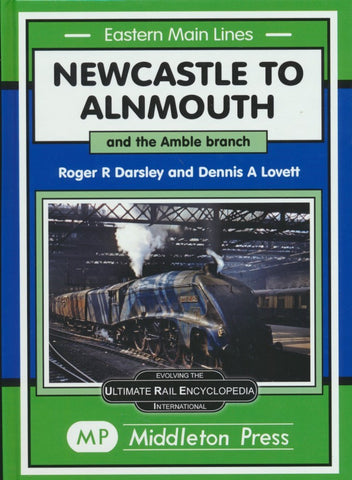 Newcastle to Alnmouth (Eastern Main Lines)