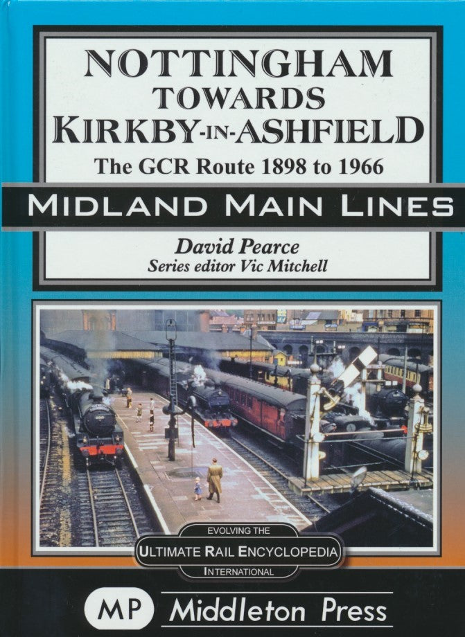 Nottingham towards Kirkby in Ashfield (Midland Main Lines)