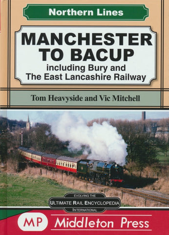 Manchester to Bacup (Northern Lines)